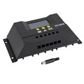 Hot Selling LCD Display Solar Panel Regulator Charge Controller 12V 24V Autoswitch 30A ST4 30