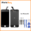 iPartsBuy for iPhone 5C High Quality LCD Touch Pad Repair Tool Set LCD Frame Digitizer Assembly