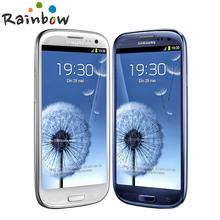 Hot Sale Smartphone Original Samsung Galaxy S3 i9300 Quad Core 8MP Camera NFC 4.8'' GPS Wifi 3G Unlocked mobile phone(China (Mainland))