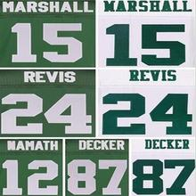 Wholesale Cheap Men's Authentic #15 Brandon Marshall #24 Darrelle Revis #87 eric decker Jersey(China (Mainland))