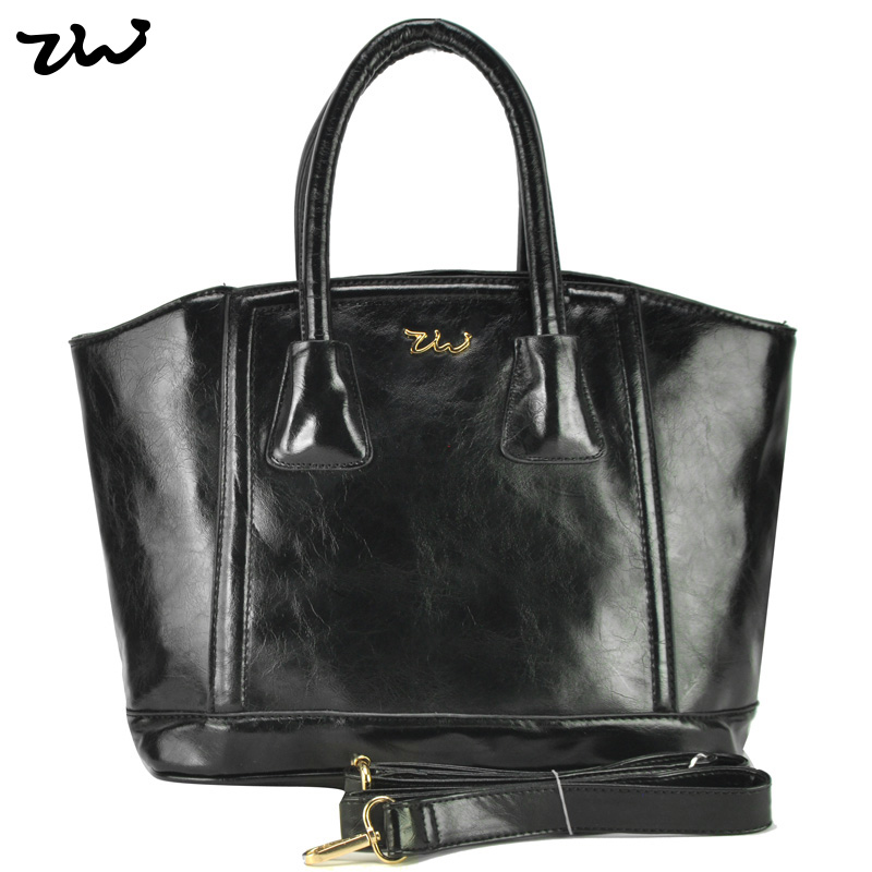ZIWI Brand Bags Solid Color High Range Women PU Top Quality Handbags ZW141010D(China (Mainland))