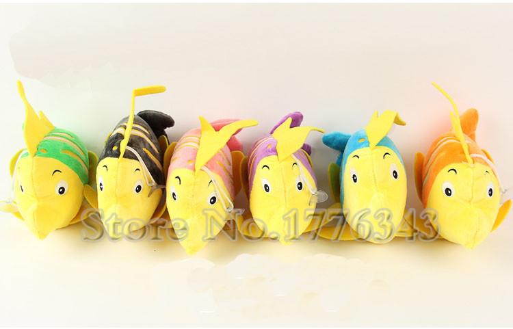 1Pcs 25cm Finding Nemo Movie Cute Clown Fish Stuffed Animal Soft Plush Toy Plush Doll(China (Mainland))