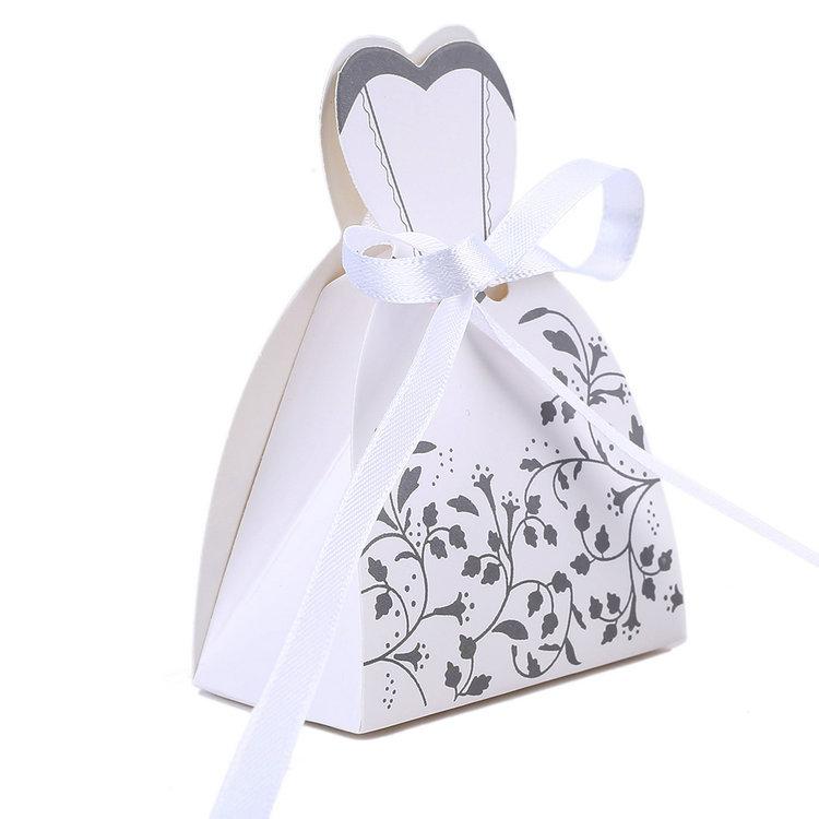 Wedding Gift Bag For Bride And Groom : Wedding Candy Box Bride And Groom Candy Bag Wedding Favor Box Gift ...