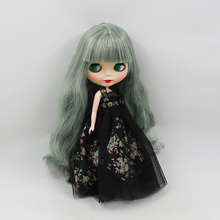 Buy Free shipping cost Mixed green Hair Nude Doll, Factory doll,big eye doll,Fashion doll Suitable For DIY Change BJD Toy For Girls for $60.00 in AliExpress store