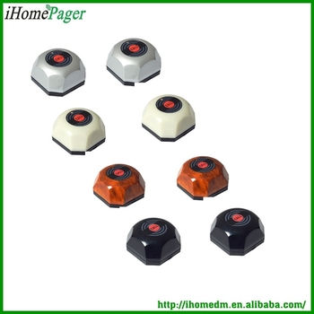 easy installation  wireless service calling button 20pcs buttons