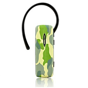 Unique hot selling camouflage bluetooth headset,wireless headphone iphone,stereo earphone F-E011 - Field China Technology Co., Limited store