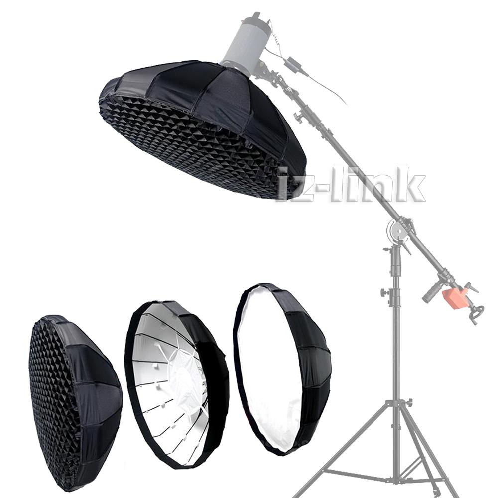 "Pro Diameter 39.3"" 100cm big softbox with 16 rods grid for camera video studio(China (Mainland))"