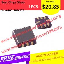 Free Shipping 1PCS=$20.85 ELectronic ADXL213AE-REEL IC ACCELER DUAL AXIS DGTL 8-CLCC 213 ADXL213