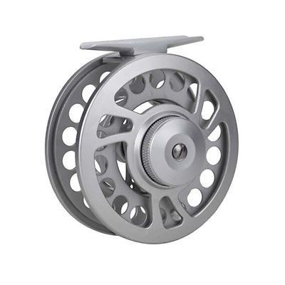 Aventik 2015 best value CNC machined fly reel silver 4/7<br><br>Aliexpress