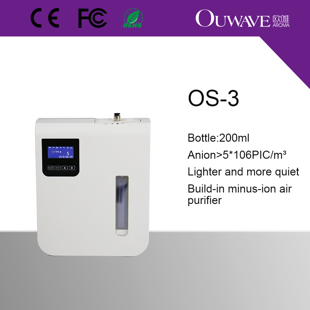 9 level concentration hotel lobby setting scent delivery system(China (Mainland))