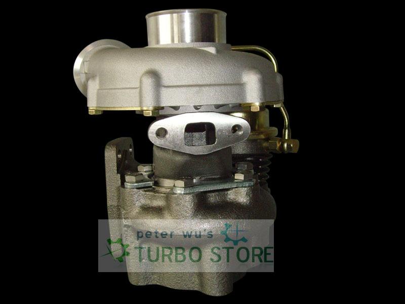 K24 53249886405 Turbo турбины турбокомпрессор для Iveco EuroCargo 75E14 / 15 8040.45.4300. 3.9L 1992 136HP с прокладками