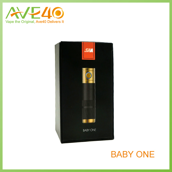 5M Baby One Electronic Cigarettes Battery Mod 80w Big Out Put 2600mAh Battery Capacity VS eGo One Kit<br><br>Aliexpress