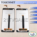 Free Shipping 100% New Repair Parts For Xiaomi MI 4 LCD Display and Touch Screen Digitizer Replacement Cell Phone Assembly