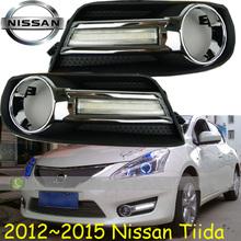 Buy 2011~2015/2016~2018 Tiida daytime light,Free ship!LED,Tiida fog light,2ps/set;Tiida headlight for $64.60 in AliExpress store