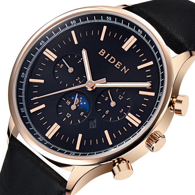 Zegarek męski BIDEN elegancki formalny idealny dla klasyków różne kolory