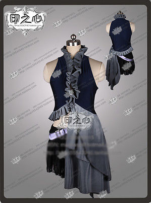 Final Fantasy X YUNA Cosplay Costume Halloween Uniform Game Party Dress S-2XL Free ShippingОдежда и ак�е��уары<br><br><br>Aliexpress