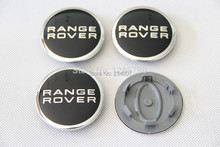 4pcs/lot 63mm Wheel Center Caps Cover Emblem For Land Rover RANGE ROVER LR2 LR3 LR4 RANGE LAND ROVER Sport 2.5 inch(China (Mainland))