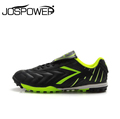 Tiebao Professional Outdoor Soccer Shoes Men Women TF Turf Sole Football Boots Teenagers Athletic Training Shoes