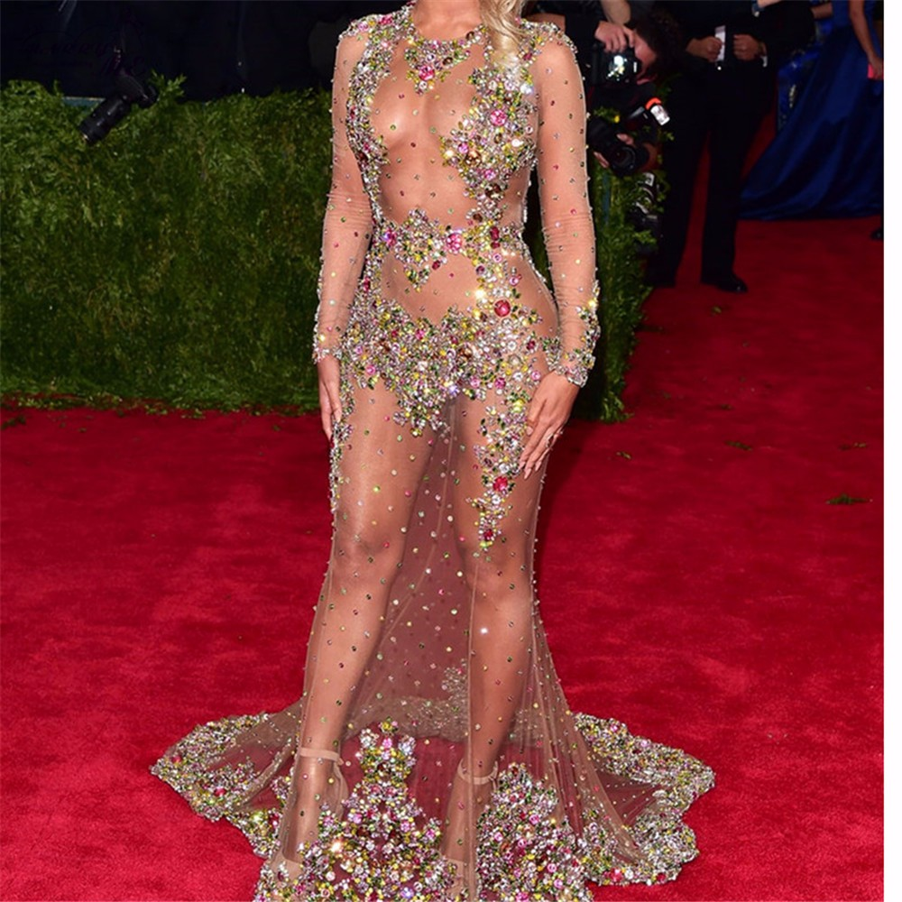 Beyonce Red Carpet Dresses Reviews Online Shopping