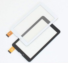 Free Screen Film + New touch screen 7″ Explay Tornado Tablet Touch panel Digitizer Glass Sensor Replacement Free Shipping