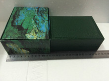 CH Brand Green  Wristwatch Boxes&Cases Discount Supply Factory Customize