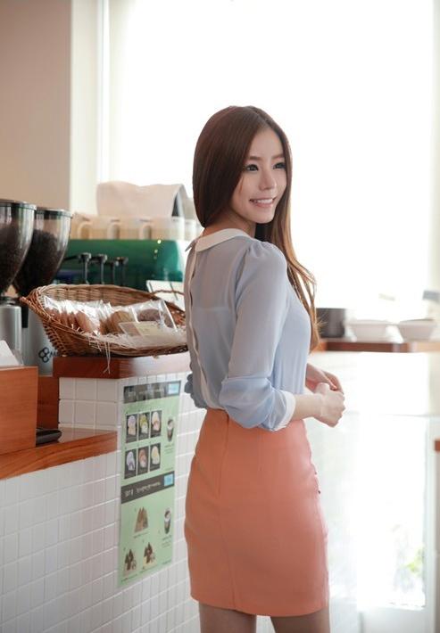 Блузки Из Кореи В Спб