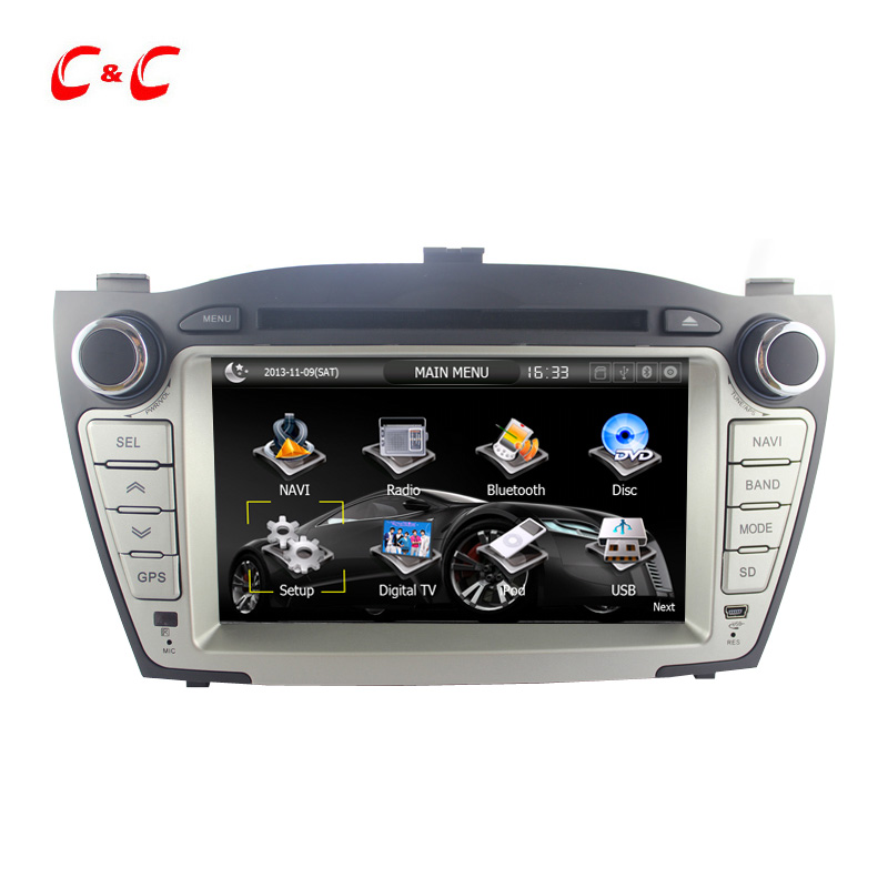 hyundai tucson navigation hyundai ix35 gps radio hyundai. Black Bedroom Furniture Sets. Home Design Ideas