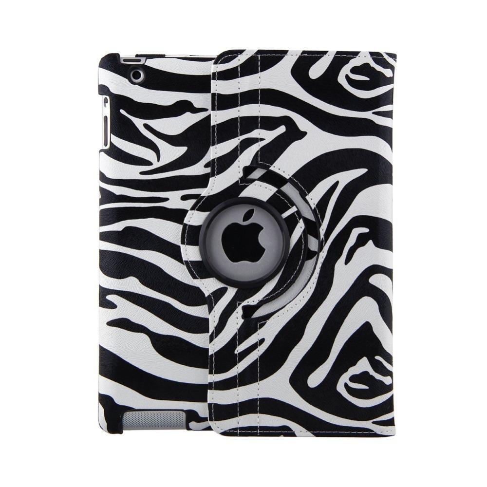 Zebra Print Kindle Fire Case Stylish Zebra Print Case
