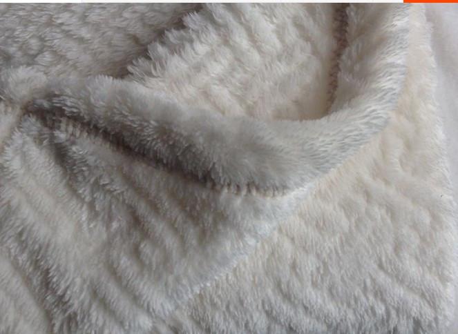 Плед Fleece blanket 100 * 70 dobby fleece blanket
