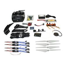 F14893-M DIY RC Drone Quadrocopter Full Set X4M380L Frame Kit APM 2.8 GPS AT9 TX (China (Mainland))
