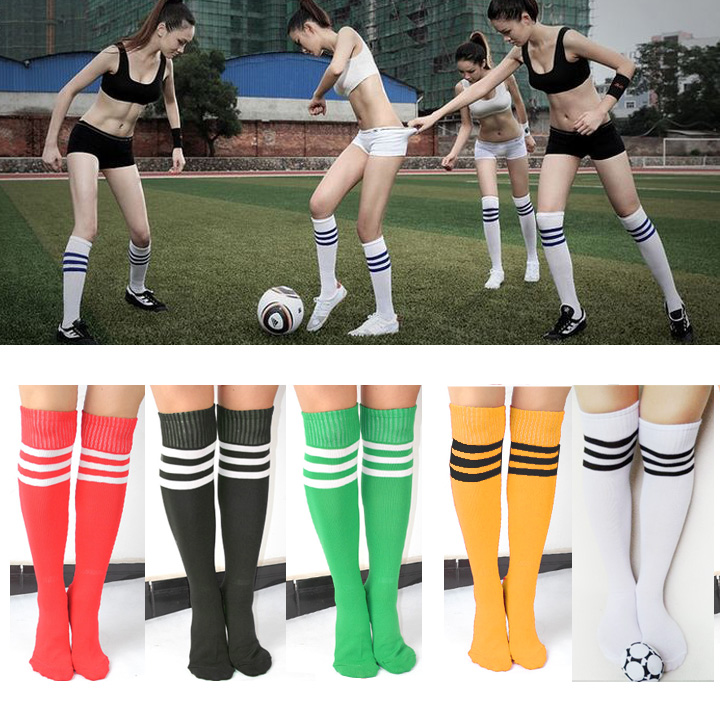Knee high/tube socks shop for women and men, for sports and for fashion. Bright color knee high sock, stripe socks, etc.. Find the knee socks you need here! We also have no show toe socks all the way to over knee hi socks. There are colors upon colors and tons of different designs.