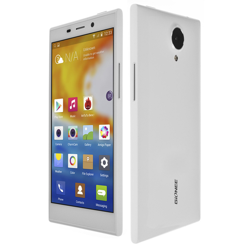 Original 3G Gionee ELIFE E7 5 5 FHD Screen Android SmartPhone Snapdragon Quad Core ROM32GB RAM