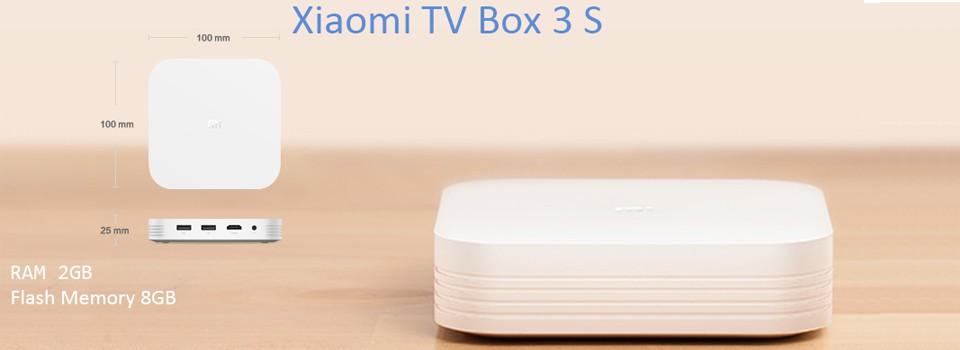Original Xiaomi TV Host Smart Mstar 6A928 Mali760 MP4 4+4 Core 2G DDR3 8G eMMC5.0 Quad Core 1.4GHz Wifi 2.4&5GHz Household TV