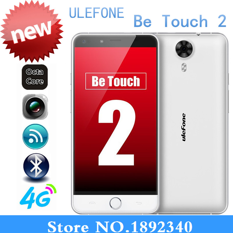 """Ulefone Be Touch 2 5.5""""inch FHD Screen MTK6752 Octa Core 1.7GHz 13.0MP Camera Android 5.1 Mobile Phone 3GB RAM+16GB ROM 3050mAh(China (Mainland))"""