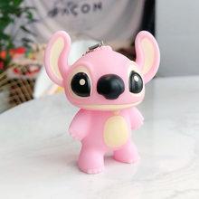 Ponto Animal dos desenhos animados Fluffy Rabbit Fur Pom Pom Bonito Chaveiro Boneca Criança Pompons De Peles Mulheres Anel Chave Do Carro Chave Bolsa cadeia Bijuterias(China)