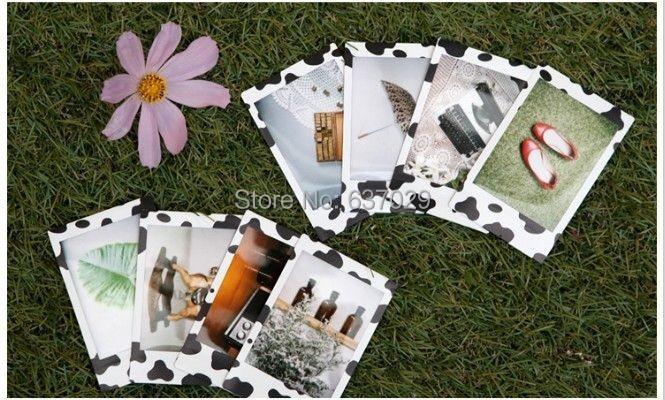 Fujifilm Instax Mini Dalmation Film ( 10 sheets ) Instant Camera 7S 8 25 50S 90s - Lily & Yuri store