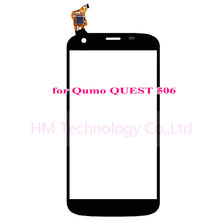 5.0 inch Black TP Qumo QUEST 506 Touch Screen Digitizer Glass Panel LCD Mobile Phone Replacement Separate +Tools - HM Technology Co.,Ltd store
