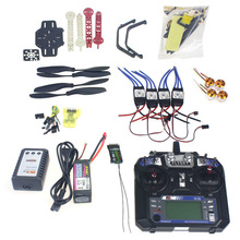 Buy F02471-F Full Set RC Drone Quadrocopter Aircraft Kit F330 MultiCopter Frame MINI CC3D Flight Control Flysky FS-i6 TX for $123.99 in AliExpress store