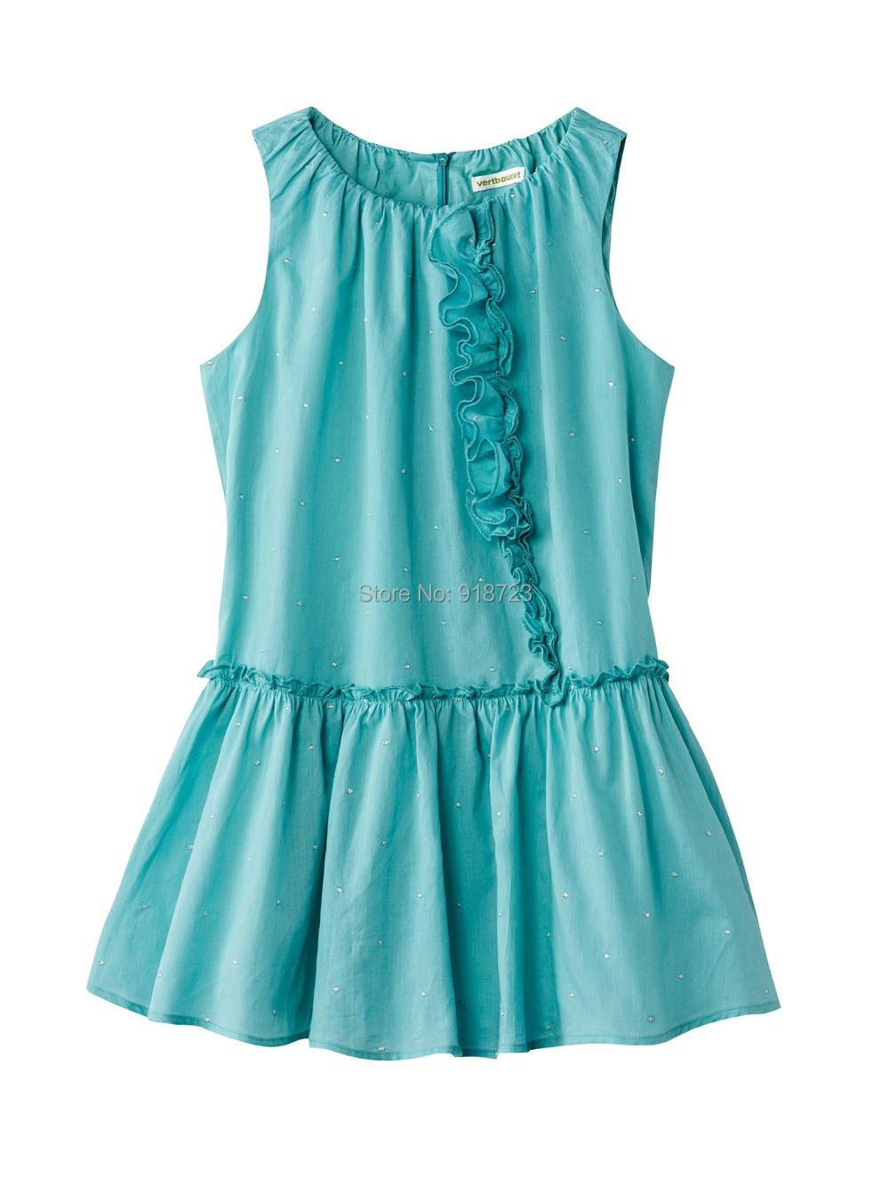 Girl Dress Princess Children Designer Dress Brand Kids ...