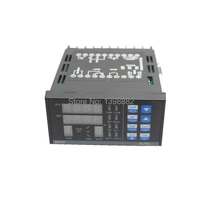 Купить Бесплатная Доставка Панель Управления PC410 Температуры для BGA станция с Коммуникационный Модуль RS232