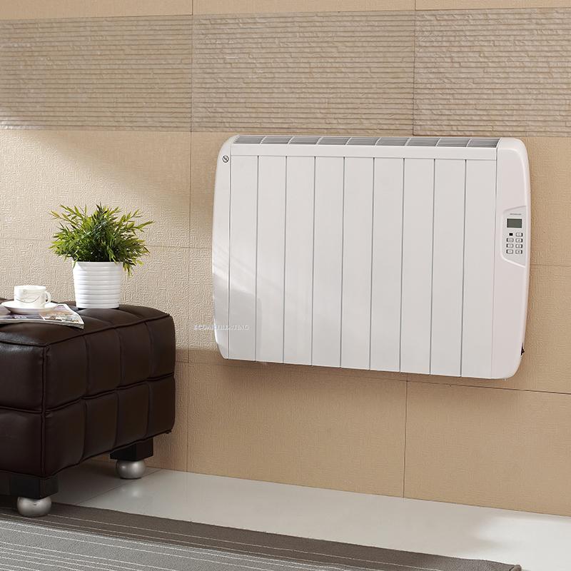 Muur radiator heater promotie winkel voor promoties muur for Zuinige elektrische verwarming met thermostaat