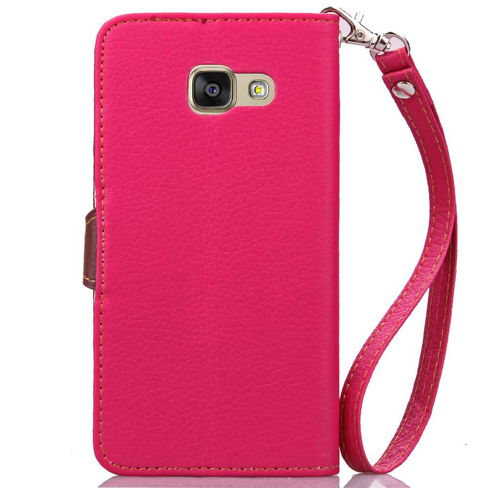 Case For Samsung Galaxy A5 2016 Cover Soft Silicone &Flip Leather Case For Samsung Galaxy A5 2016 A510 Fundas Card Slot Bag