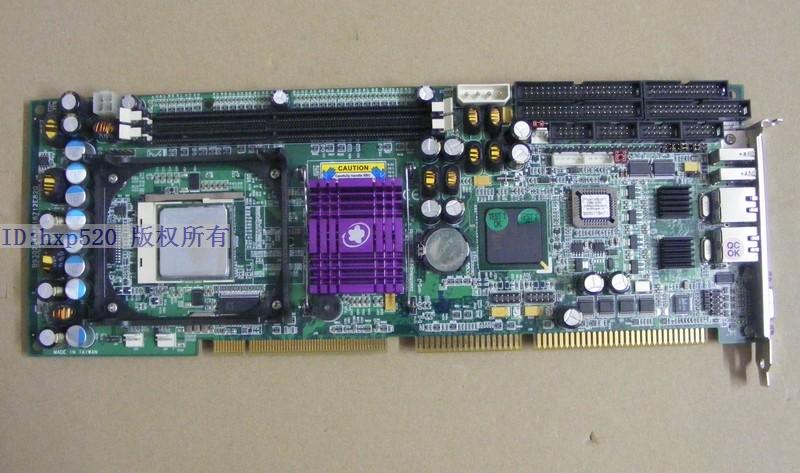 ROBO-8712EVG2A 478 full-length computer motherboard send P4 2.8G dual-card DHL EMS free shipping(China (Mainland))