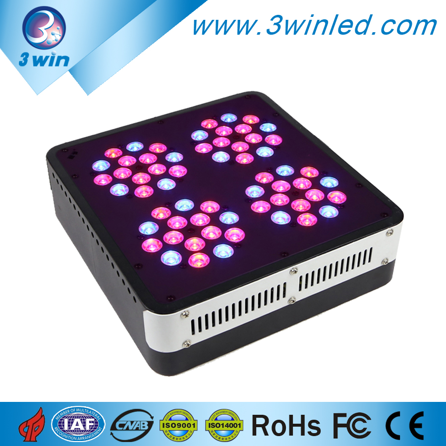 Hot Selling Apollo 4 60*3w LED Grow Light for Greenhouse, Hydroponic System with CE,FCC,RoHS Approved(China (Mainland))