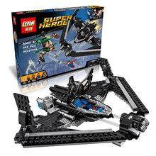 07019 LEPIN 55Avengers Super Hero Batman VS Superman Model Building Kits Minifigures Blocks Bricks Toys Compatible Legoe - H&H Co.,Ltd store