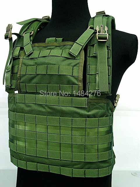 Защитный жилет Flyye 1000D Molle RRV Wargame VT-C004 flyye molle lt 6094 vest military tactical vest vt m025