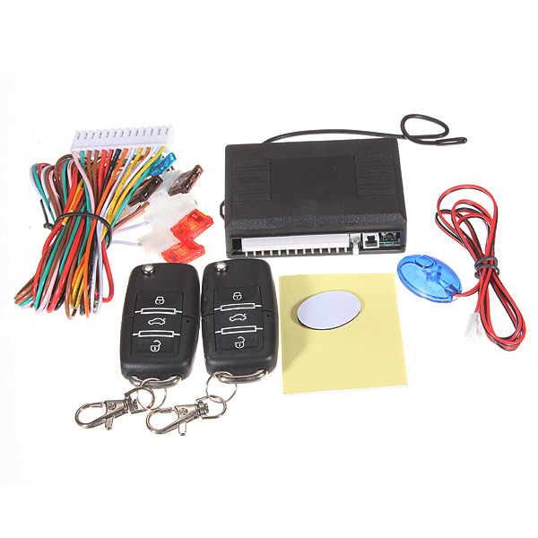 Remote Control Central Door Locking Conversion Keyless Entry System Kit For VW Golf mk4 mk5(China (Mainland))