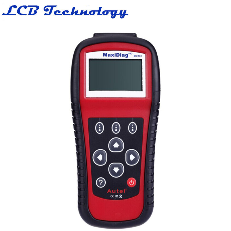 MD801 Multi-Functional Scan Maxidiag MD 801 code Reader Full System Free Shipping(China (Mainland))
