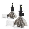 AutoCare 2X LED Headlight Bulbs H7 60w 6400Lm 6000k Cool White COB LED chips LED Headlight