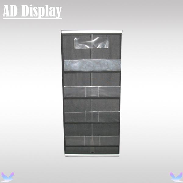 52*130cm Portable Mesh L Brochure Stand,L Display Rack,Trade Show Popular Advertising Display Equipment(China (Mainland))